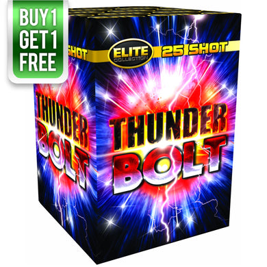 Thunder Bolt - 25 shot LOUD barrage - BUY 1 GET 1 FREE