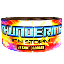 Thundering Ion Storm - 78 shot barrage - BUY 1 GET 1 FREE