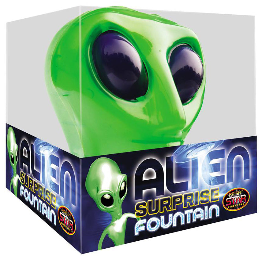 Alien Surprise Fountain - BUY 1 GET 1 FREE