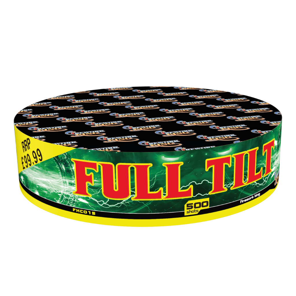Full Tilt - 500 shot barrage - BUY 1 GET 1 FREE
