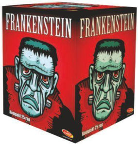 Frankenstein - 25 shot LOUD barrage