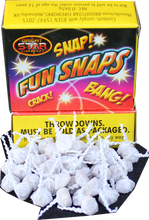 Fun Snaps (50 boxes) BULK BOX