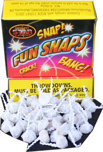Fun Snaps Throwdowns - BUY 1 GET 2 FREE