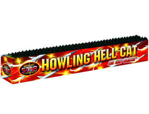Howling Hell Cat - 200 shot barrage - BUY 1 GET 1 FREE