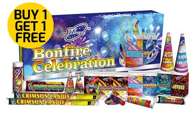 Bonfire Celebration - BUY 1 GET 1 FREE
