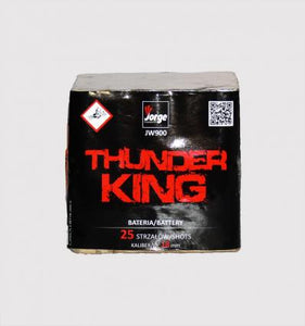 Thunder King - 25 shot 1.3G LOUD Barrage - BUY 1 GET 1 FREE