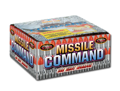 Missile Command - 100 shot barrage - BUY 1 GET 1 FREE