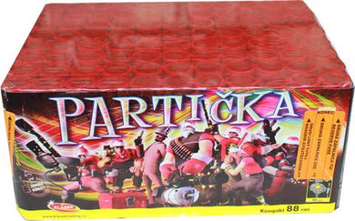 Particka - 88 shot Display barrage