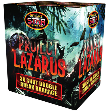 Project Lazarus - 30 Double Shot barrage