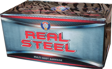 Real Steel - 88 shot display barrage