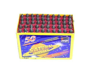 Saturn Missiles - 50 shot Small barrage - BUY 1 GET 1 FREE