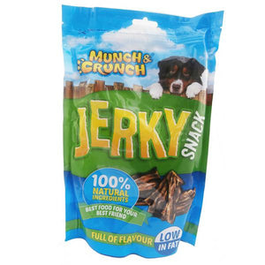 Jerky snack treats