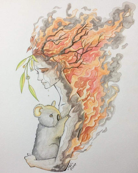 Australia's Bushfires: a Catalyst for Change & Awakening the Feminine