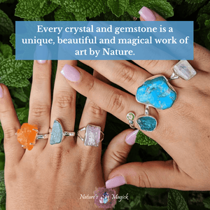 Top 10 Reasons Why You Should Wear Crystals & Gemstone Jewellery - Nature's Magick
