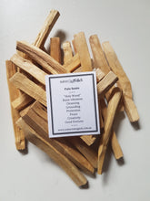Palo Santo - Natural Wood Incense