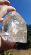 Clear Quartz A grade polished point 452g - Nature's Magick