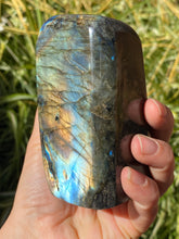 Labradorite Polished Freeform 654g C1204a