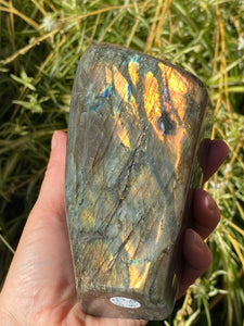 Labradorite Polished Freeform 1173g C0817i