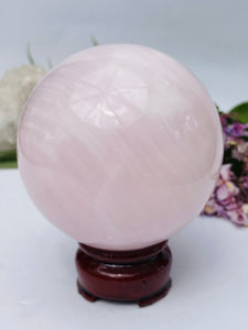 Mangano Calcite Sphere 639g PC141