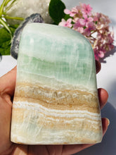 Pistachio Calcite Freeform 579g PC209
