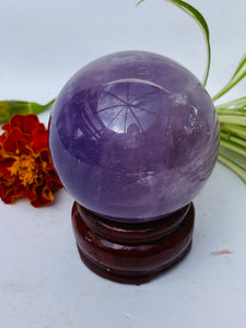 Amethyst Small Sphere C1025