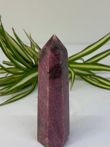 Rhodonite small generator 145g