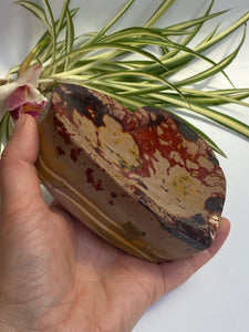 Mookaite Heart Bowl