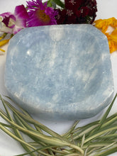Blue Calcite bowl 1356g