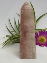Rose Calcite Obelisk 535g