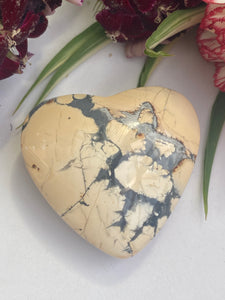 Maligano Jasper Heart