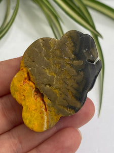 Bumblebee Jasper Cloud Carving