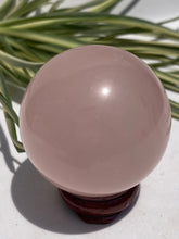 Rose Quartz Small Spheres
