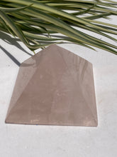 Rose Quartz Pyramid 135g