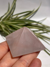 Rose Quartz Small Pyramid 60g