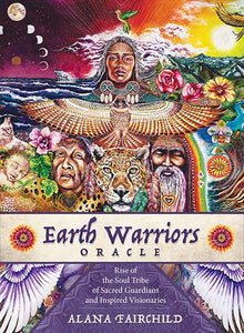 Earth Warriors oracle cards - Alana Fairchild