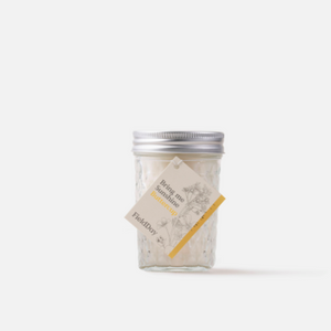 Buttercup Jam Jar Candle