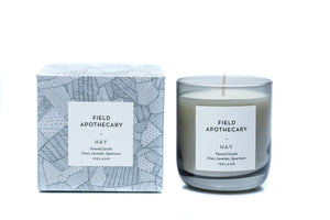 Hay Candle by Field Aopthecary