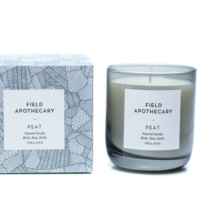 Peat Candle by Field Aopthecary