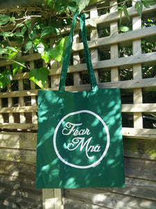 Fear Mná - Cotton Tote Bag