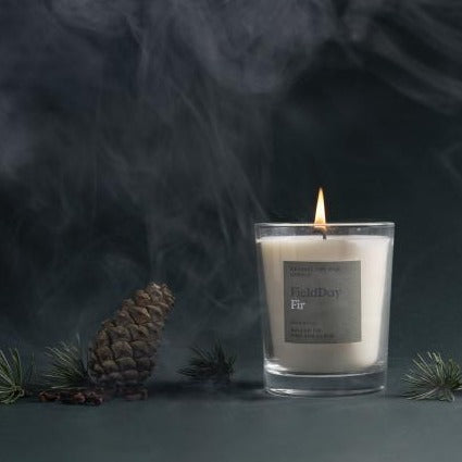 Fir Candle, Large