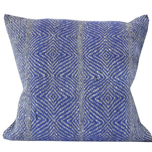 Studio Donegal Cushion Cover, Bluebell