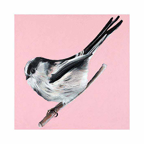 Dollybird's Art - Long tailed Tit
