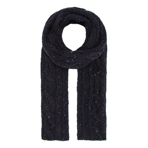Cable Knit Scarf - Colours Available