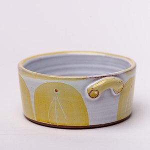Ramekin, Yellow