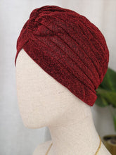 Glitter Turban - Assorted Colours