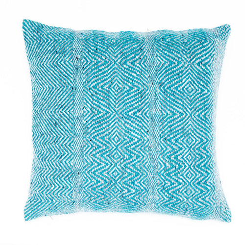 Studio Donegal Cushion Cover Petrol