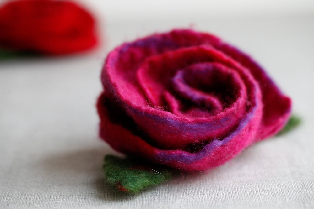 Maker Magpie Felt Kit - Rose