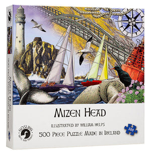 Mizen Head, Jigsaw Puzzle 500 pieces