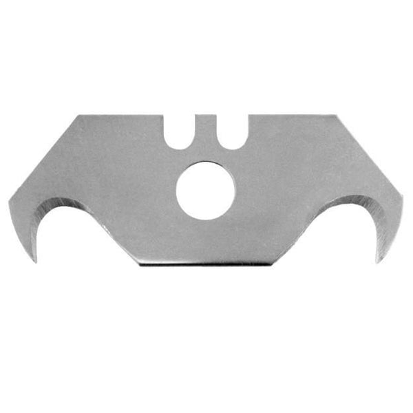 10 ct. Large 2-Notch Hook Blades - By Better Tools