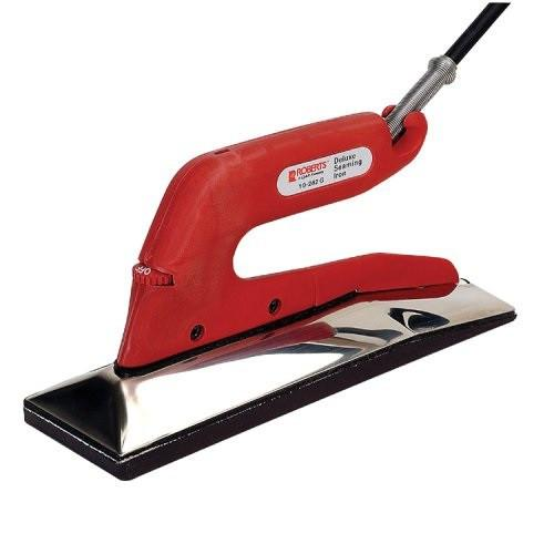 Deluxe Carpet Seaming Iron